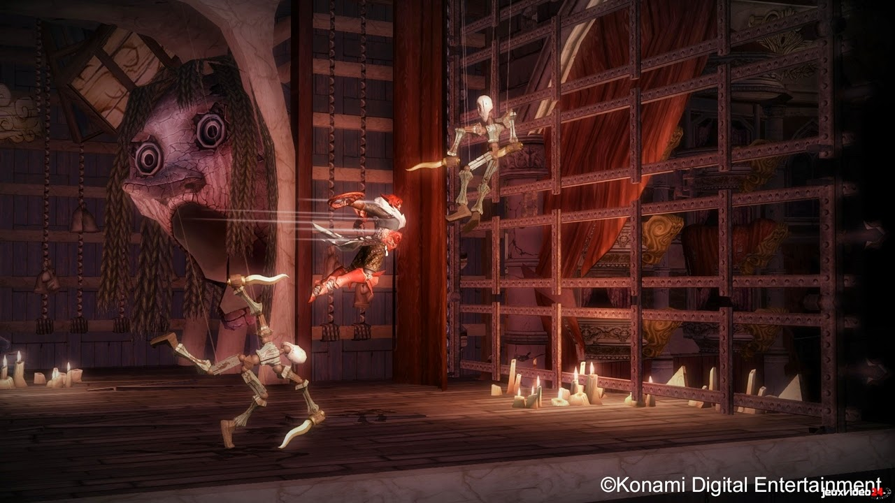 Castlevania: Lords of Shadow  Mirror of Fate HD screenshots