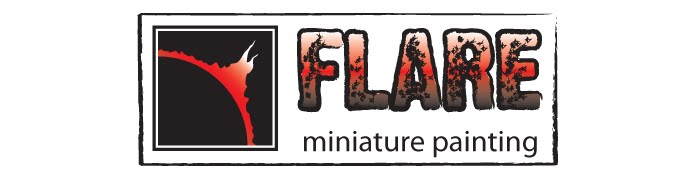 Flare Miniature Painting