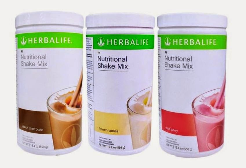 Herbalife Formula 1 Healthy Meal Shake