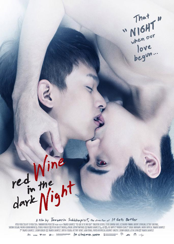 Red Wine in the Dark Night (2015)