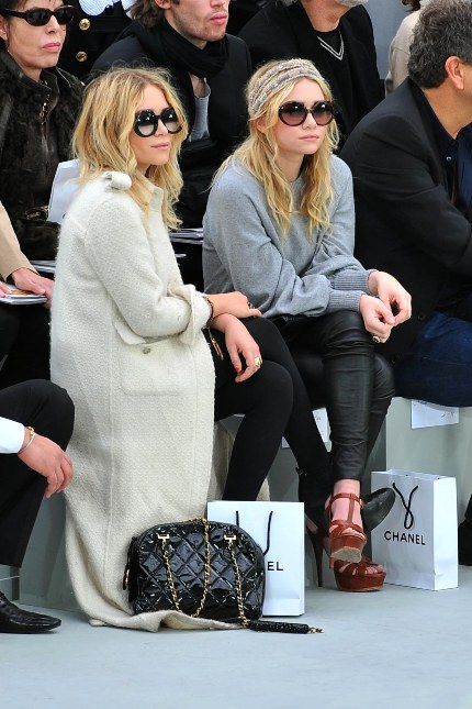 Olsen Twins 2014 Fashion