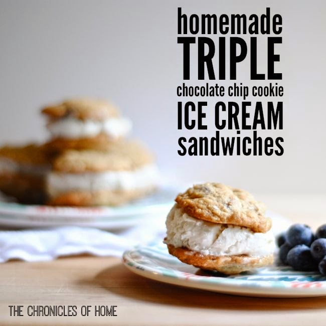 The Chronicles of Home: {Sweet Friday} Triple Chocolate ...