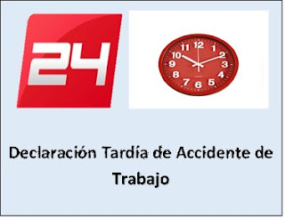 Declaración Tardía de Accidente