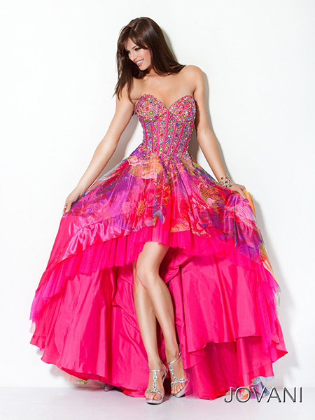 Fashion News Updates: The Tackiest Prom Dresses of 2013