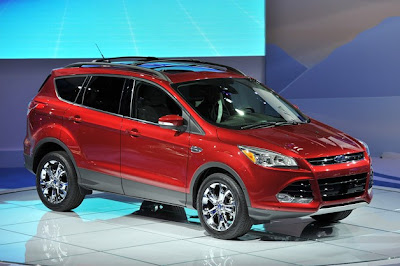 2013 Ford Escape Reviews and Ratings,ford