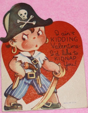 Creepy Valentine