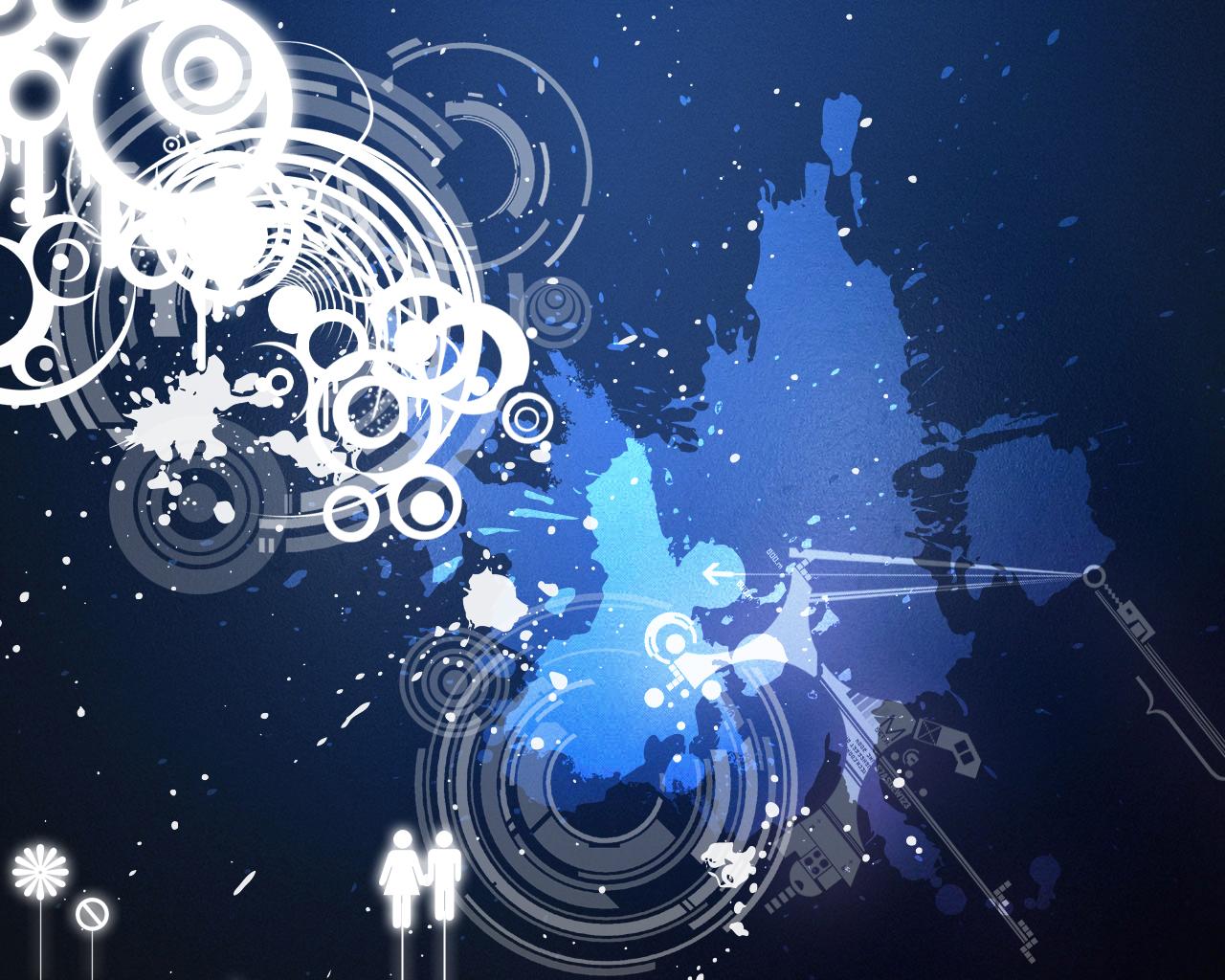 Blue Wallpaper | Desktop Wallpaper – Desktop Hd Wallpapers