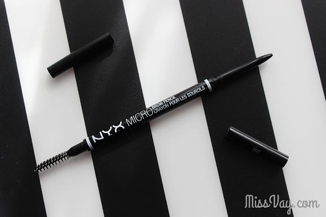 NYX Crayon pour les sourcils Micro
