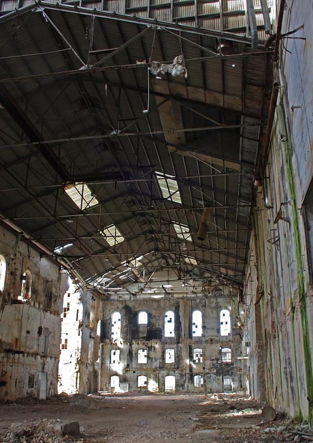lugares abandonados Azucarera33