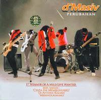 Chord Gitar D'Masiv - Diantara Kalian
