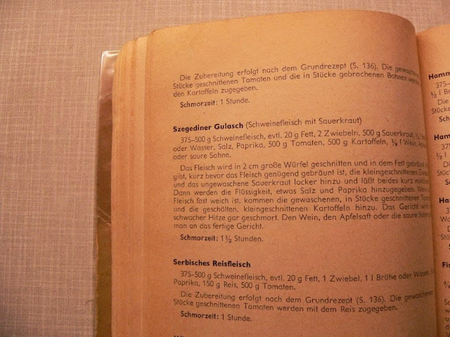 Urlaub Sommer Passau Bayern Familie Dorf  Szegediner Gulasch Rezept