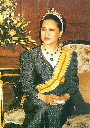 Thailand Queen