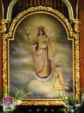 Misa de Fiesta en Honor de Nuestra Señora de la Nube - 08/10/12