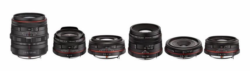 PENTAX Hd Zoom DA 20-40 f2.8-4 LTD  NewHDDALtds