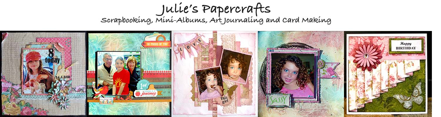 Julie's Papercrafts