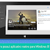 Oficialmente lançado o aplicativo nativo do Twitter para Windows 8