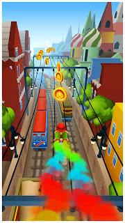 تحميل اللعبة المميزة والممتعة لهواتف أندرويد وأى او إس مجاناً Subway SurfersAPK-IPA-iOS-1-14-1