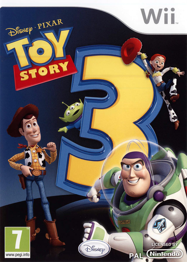 All Toy Story 3 Games : All gaming download toy story wii free