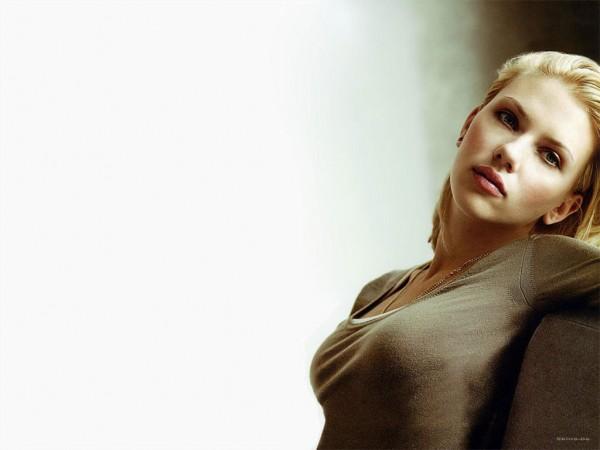 Scarlett Johansson - Template Gallery