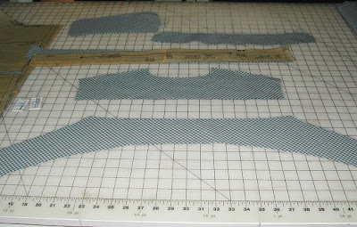 also went back to my copy of Nancy Zieman's Sewing Express and used ...
