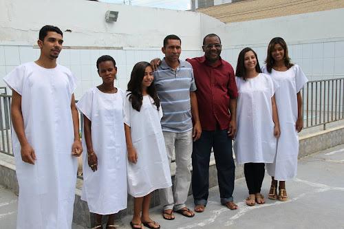 Batismos e Integrações