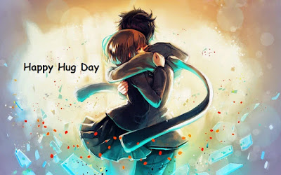 Hug Day 3D Images