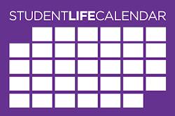 Student Life Calendar