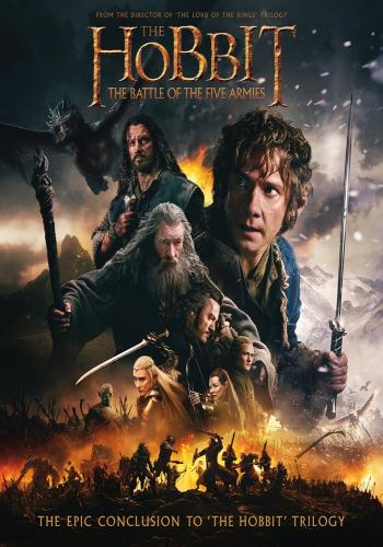 Download Film The Hobbit 3 The Battle Of The Five Armies Bluray