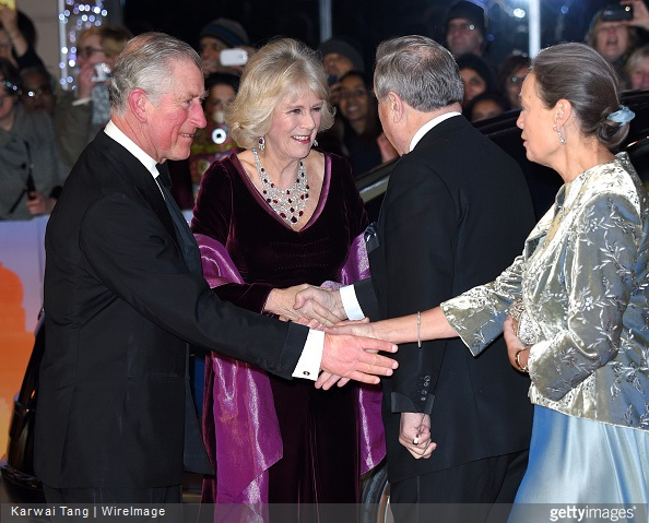 The Royal Film Performance - The Second Best Exotic Marigold Hotel - World Premiere