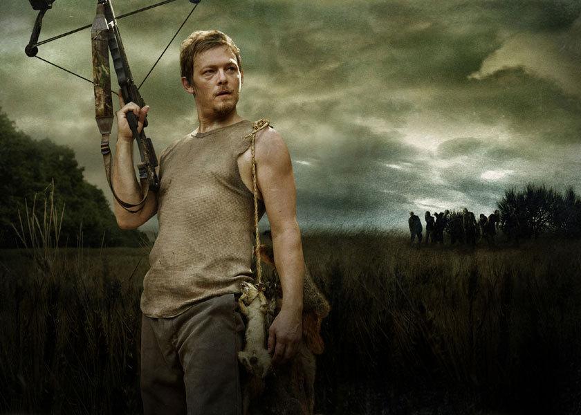 The Walking Dead - Personagens Séries x HQ (Parte 1)