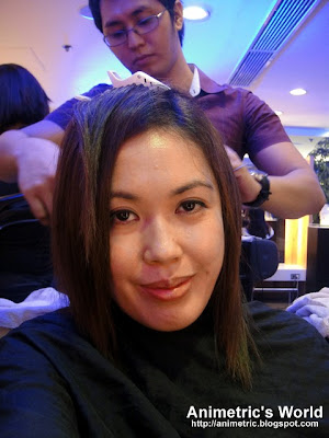 L'oreal Professionnel Keratin Steam Bond Service at Bench Fix Salon