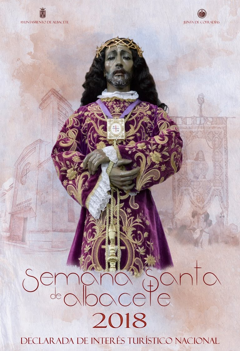PROGRAMACIÓN SEMANA SANTA ALBACETE 2018