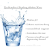 The Benefits of Drinking Alkaline Water