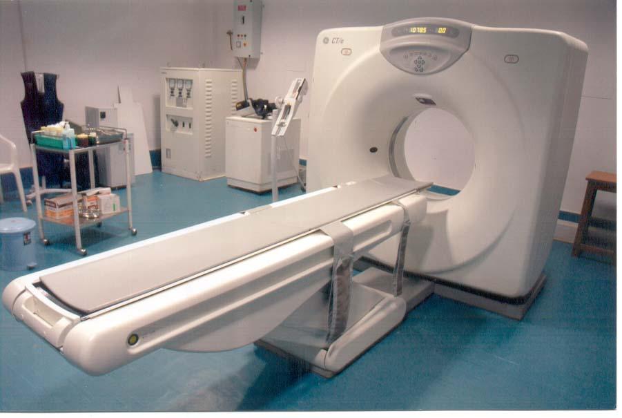 Perkembangan CT Scan Dari Tahun Ke Tahun