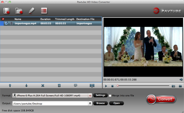 new version of Pavtube HD Video Converter for Mac