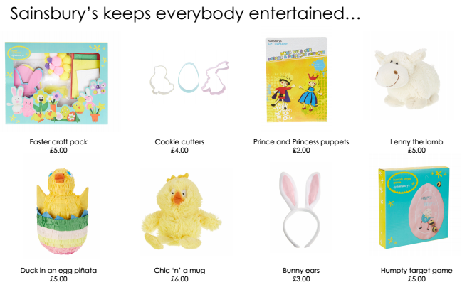 Easter fun activities gift guide mummy be beautiful sainsburys also have an amazing selection of easter goodies for all of the family check out sainsburys easter range negle Images