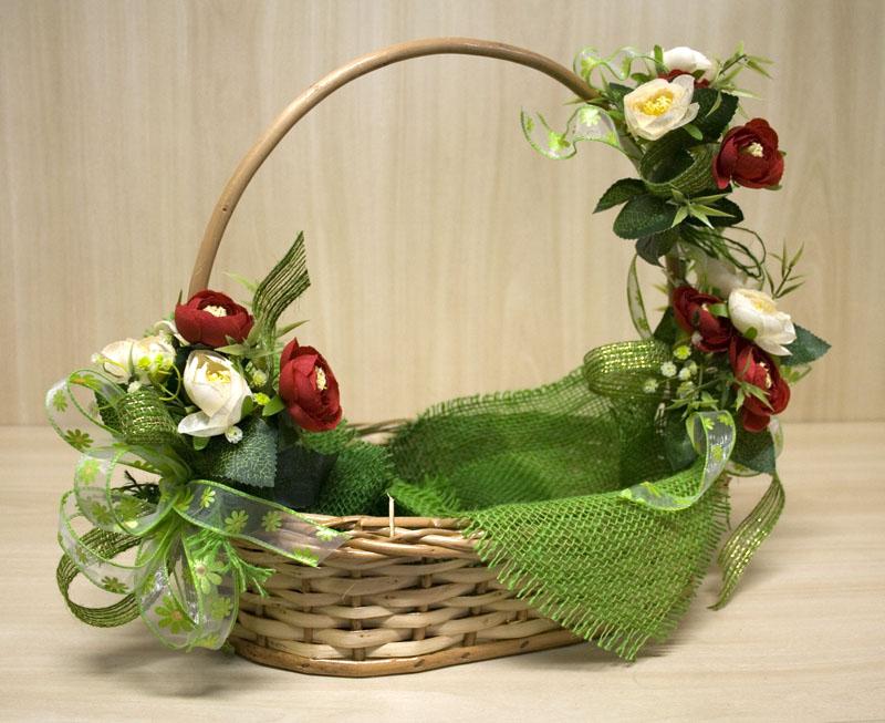 cestas decoradas imagui