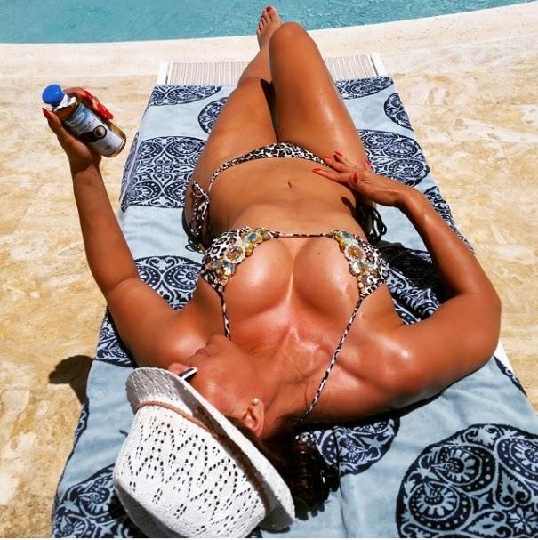 Bikini model thumbnails