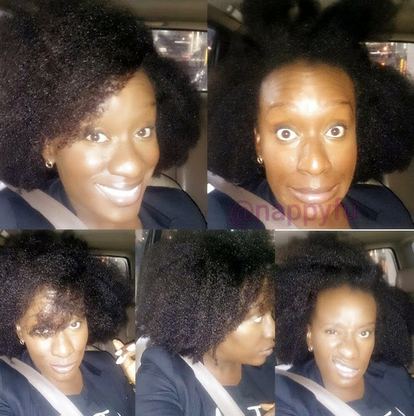 A New Way To Blow Dry 4c Natural Hair Curlynikki Natural Hair Care