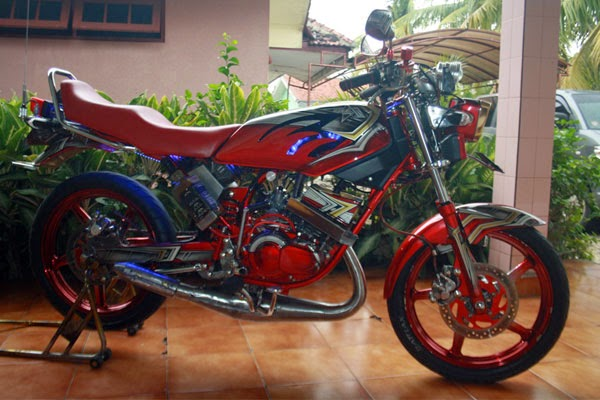 Tips Modifikasi Motor RX King Terkeren