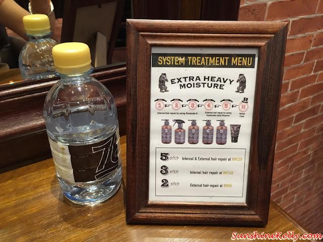 Deep Layer Treatment @ Number 76 Mont Kiara, Hair Review, Deep Layer Treatment, Number 76, Mont Kiara