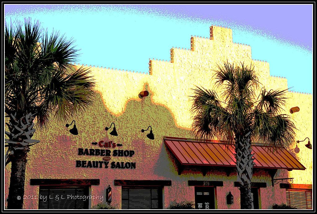 The Villages (Florida) Photos: Cals Barber Shop and Beauty Salon ...