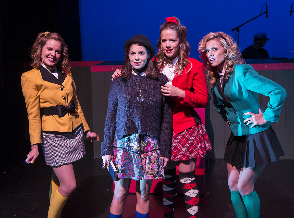 heathers the musical november 6 2015 center stage