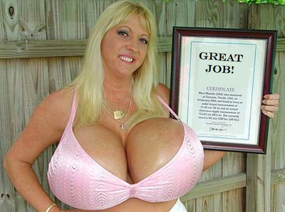 What is a boob job