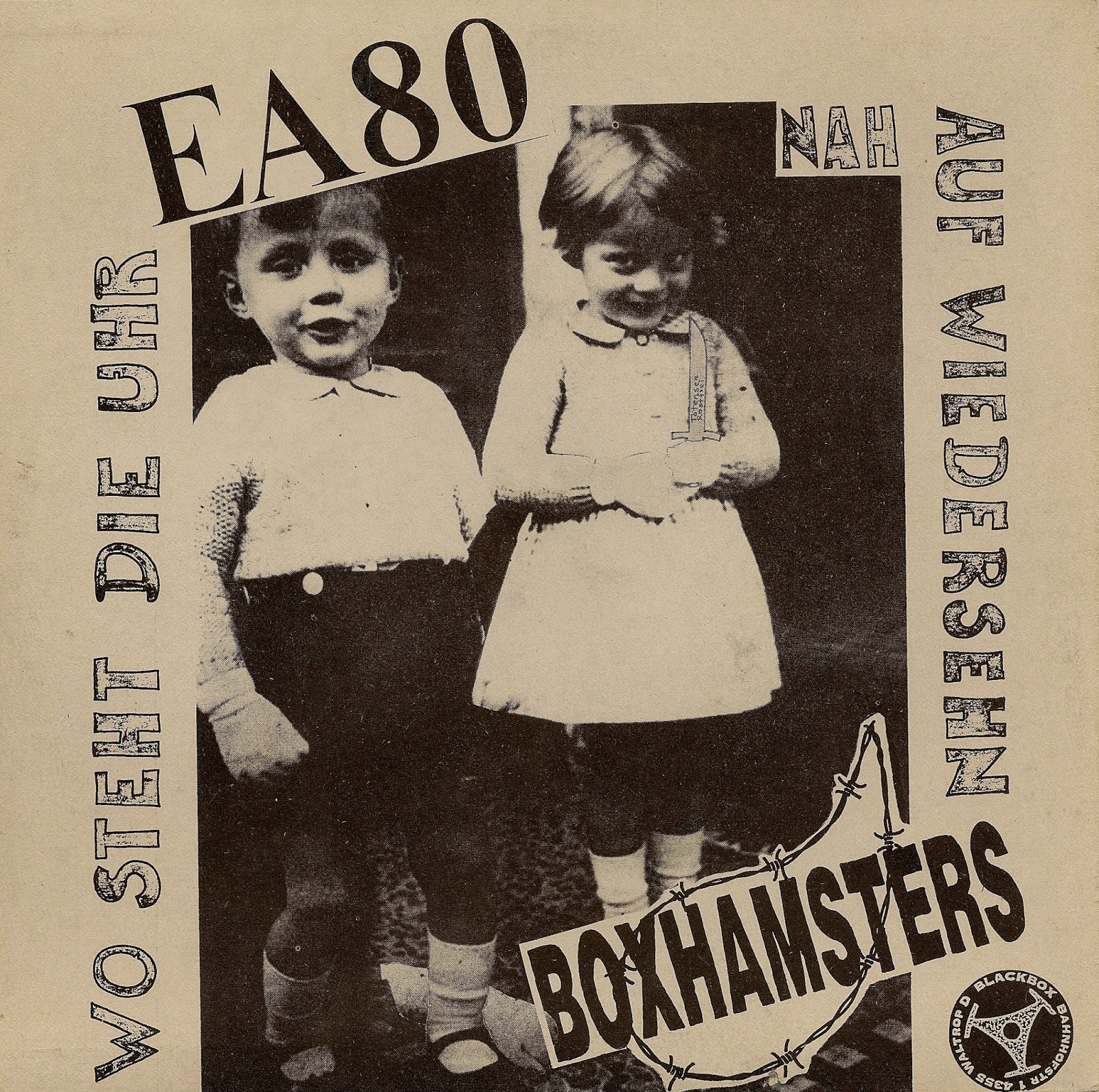EA80 / Boxhamsters - Split