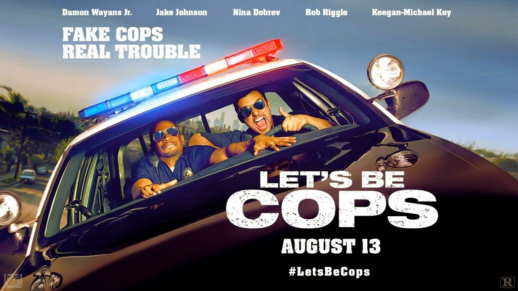 lets be cops-cakma polisler-hadi polis olalim