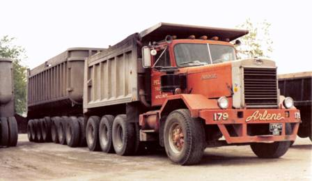 Autocar Dump Trucks New Auto Car Design