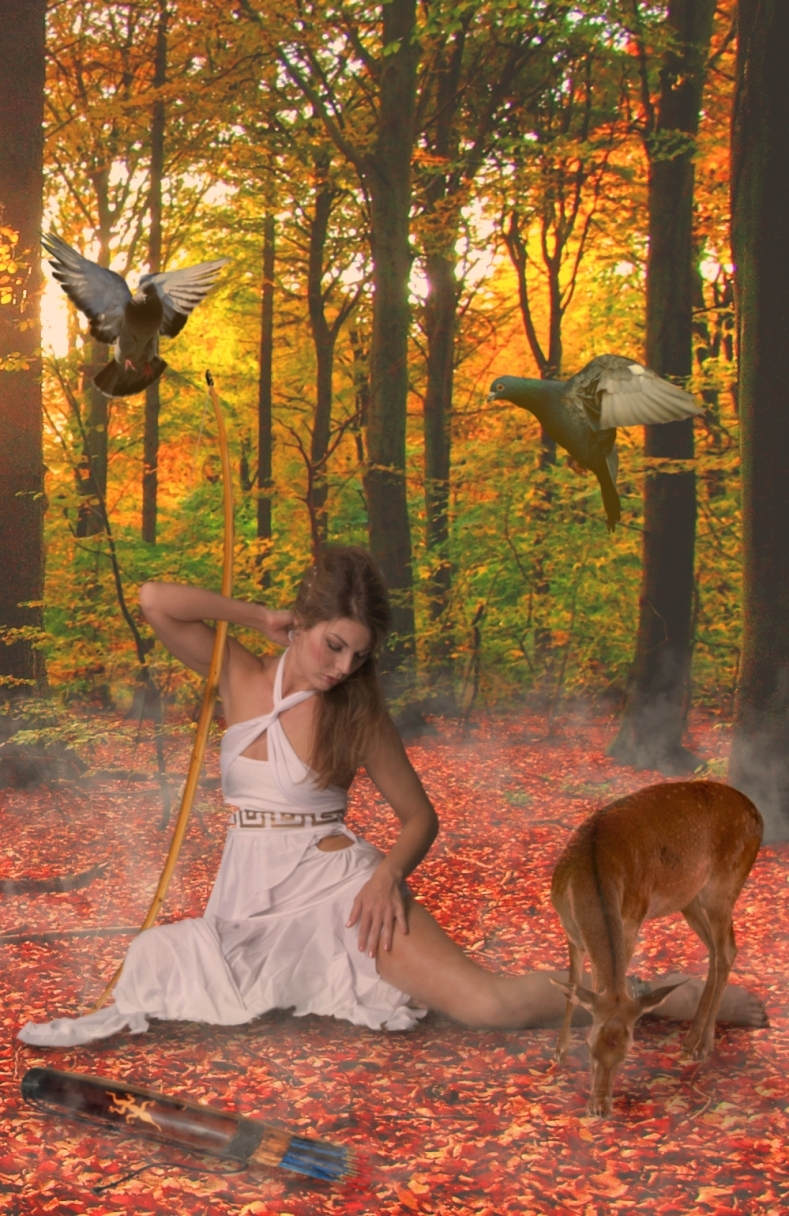 Artemis - created by Paulus62