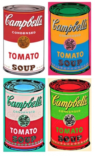 andy warhol the pop arts Pop art is an art movement  the term is often credited to british art critic/curator lawrence alloway for his 1958 essay titled the arts and  andy warhol is .