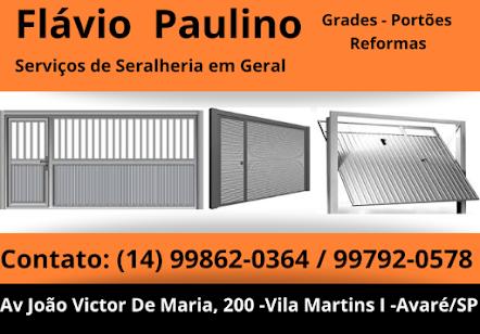 Colaborador Paulino Serralheria